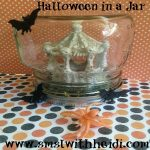 Halloween in a Jar