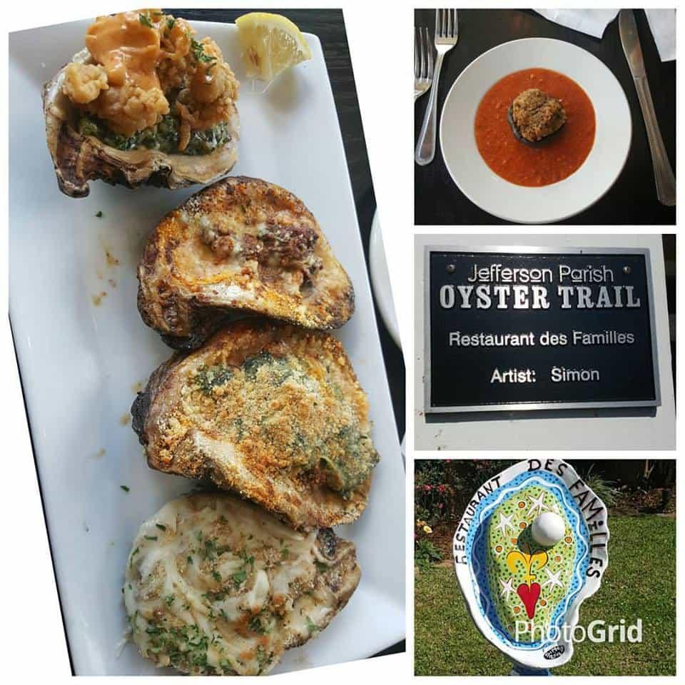 Louisiana Oyster Trail