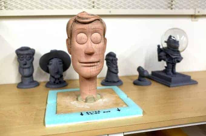 Pixar Living Archives