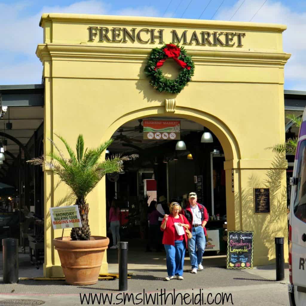 French Market NOLA