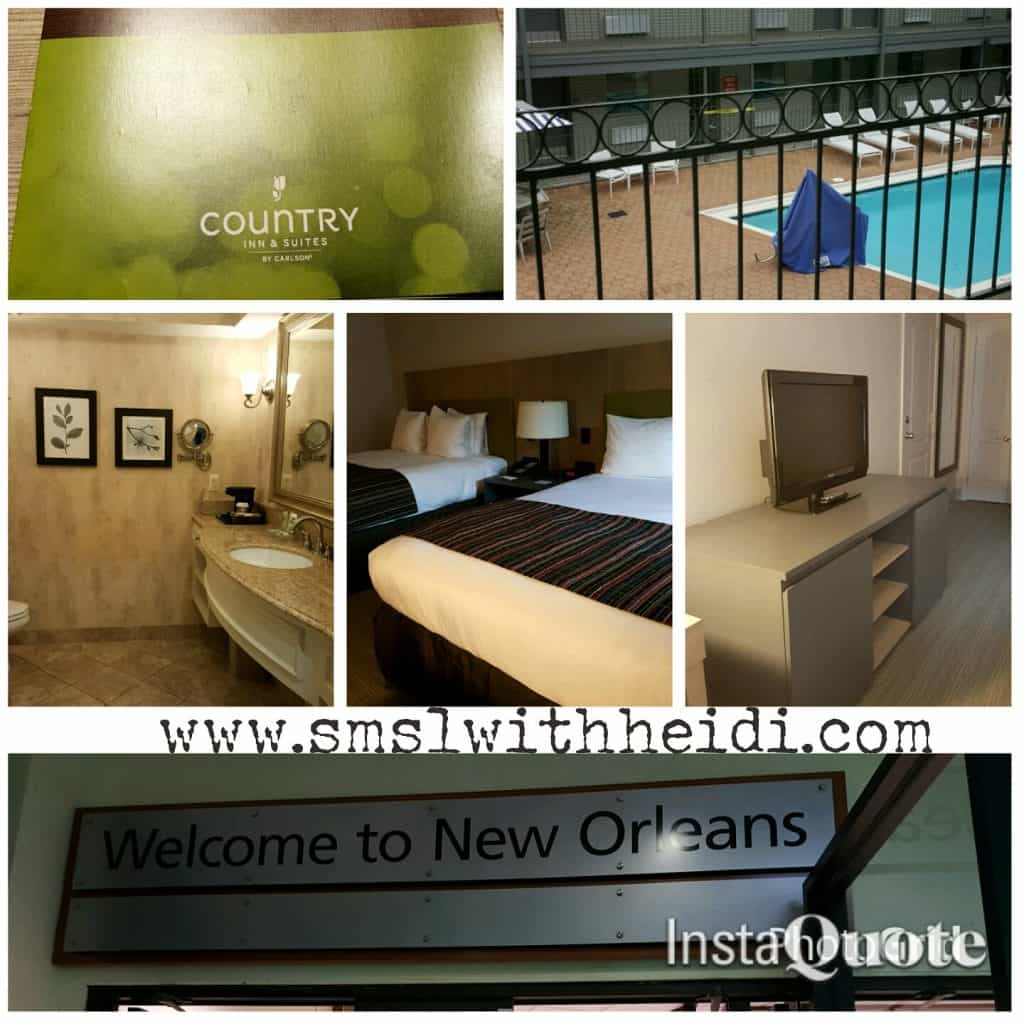 Country Inn and Suites Metairie Louisiana