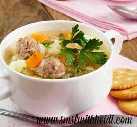Meatball-Soup-Recipe