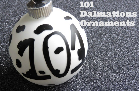 101 Dalmations Ornaments
