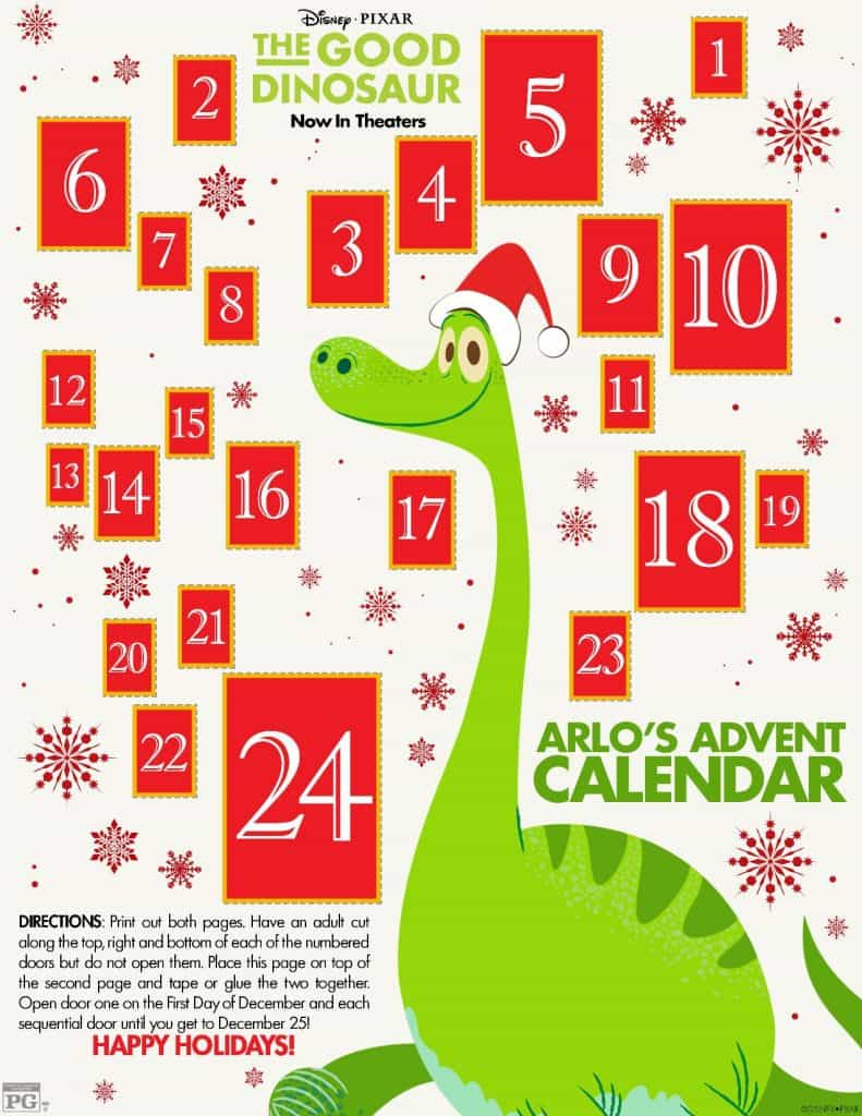 Arlo Advent Calendar