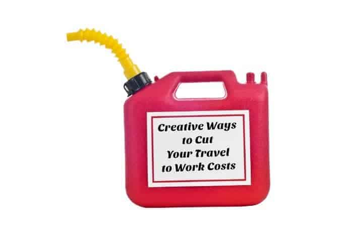 Creative Ways to Cut Your Travel to Work Costs