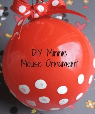 DIY-Minnie-Mouse-Ornament