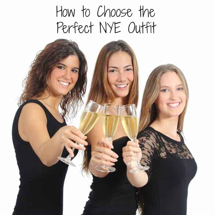 How to Choose the Perfect NYE Outfit