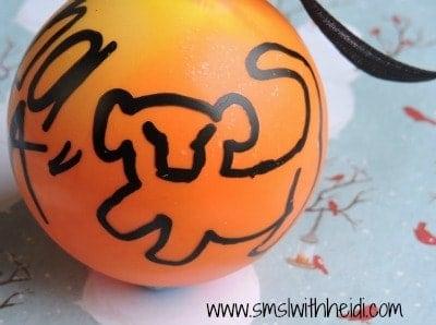 Lion King Ornament