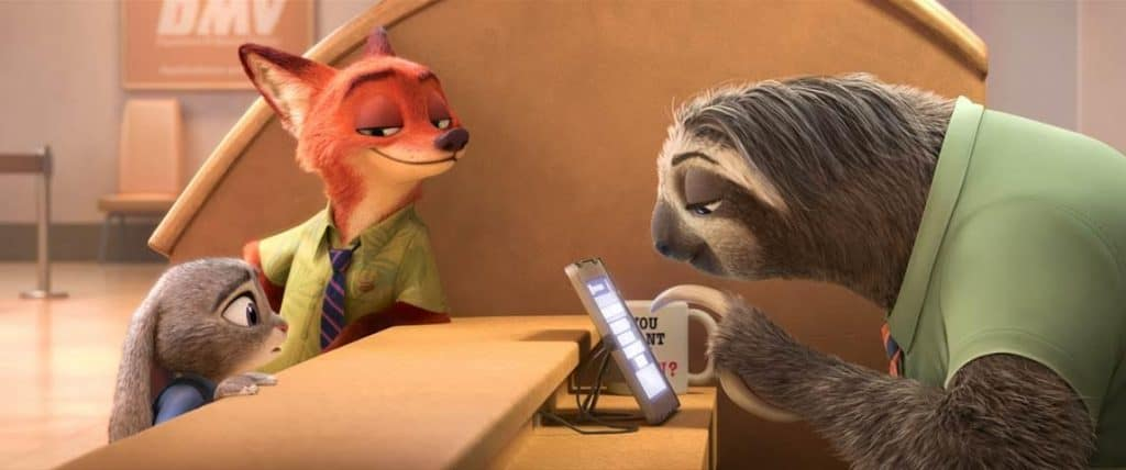 Try Everything From Zootopia