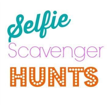 Selfie Scavenger Hunts