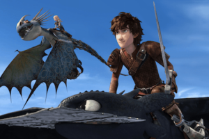 Toothless and Hiccup Return