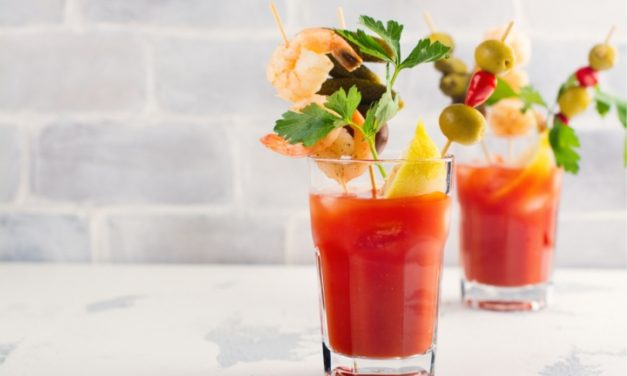 January 1st is also Bloody Mary Day