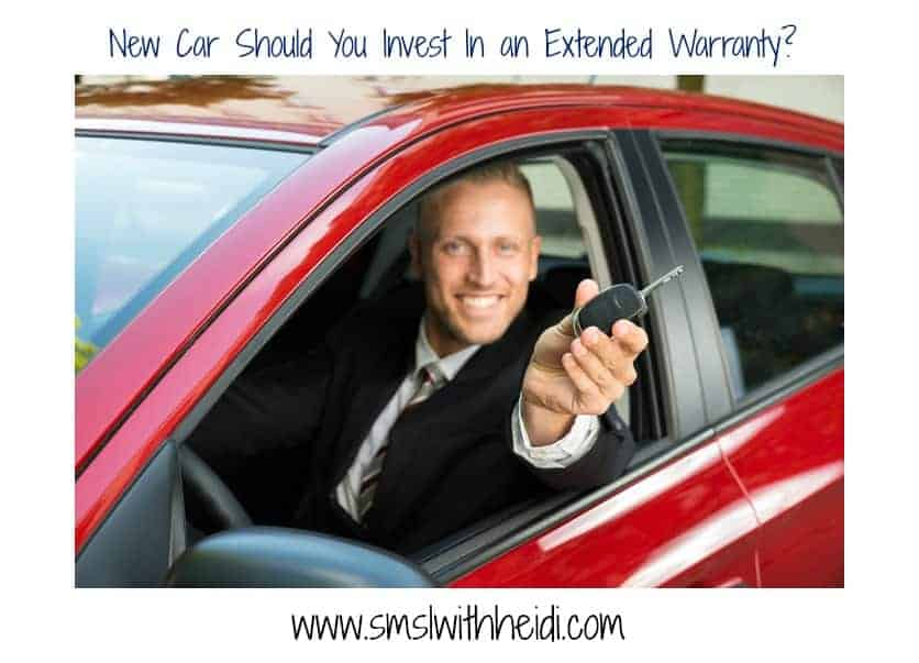 New Car Should You Invest In an Extended Warranty?