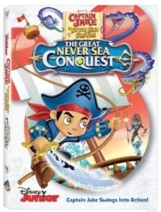 Captain Jake NeverLand Pirates The Great Never Sea Conquest