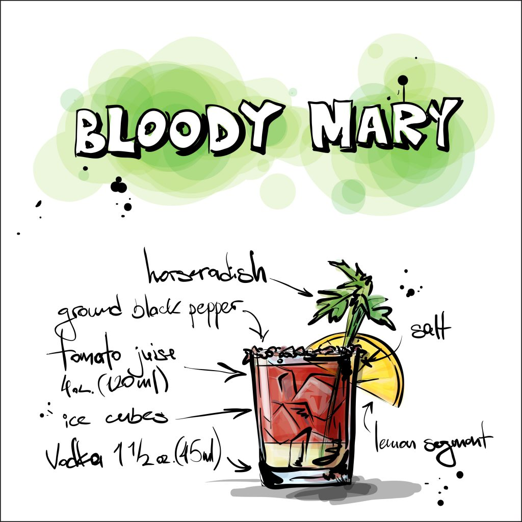 is there a national bloody mary day