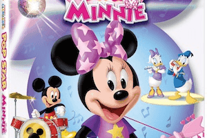 Popstar Minnie