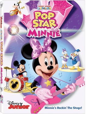 Popstar Minnie