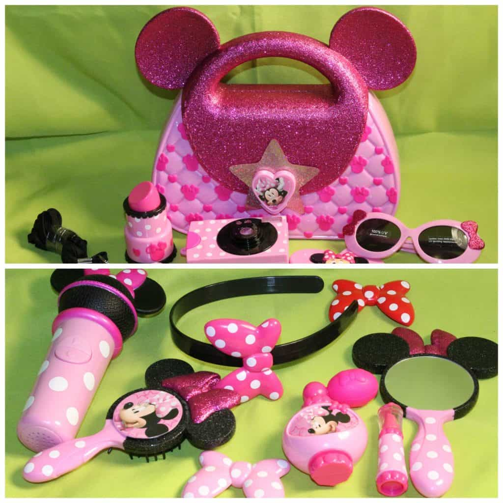Popstar Minnie toys