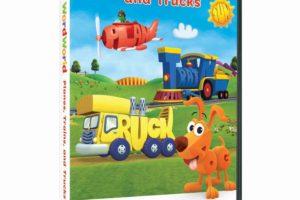 WordWorld Building Readers DVD