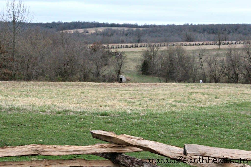 Wilson's Creek Battlefield