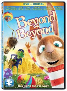 Beyond Beyond DVD