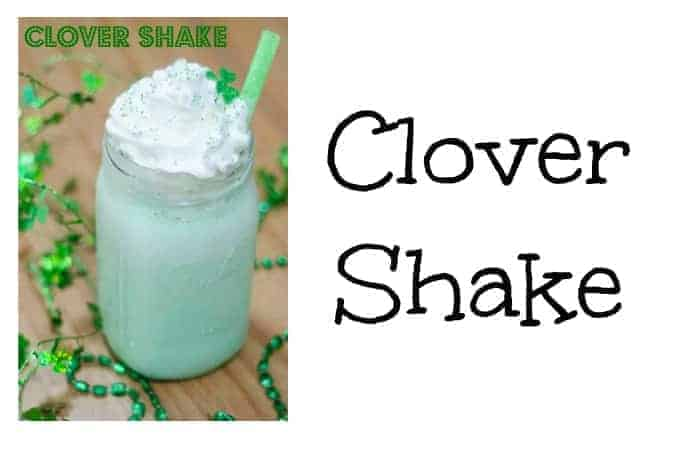 Clover Shake