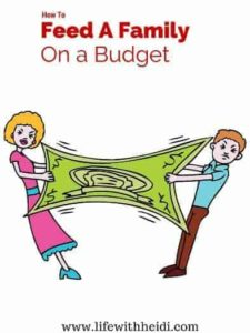 How to Feed a Family of Five on a Budget