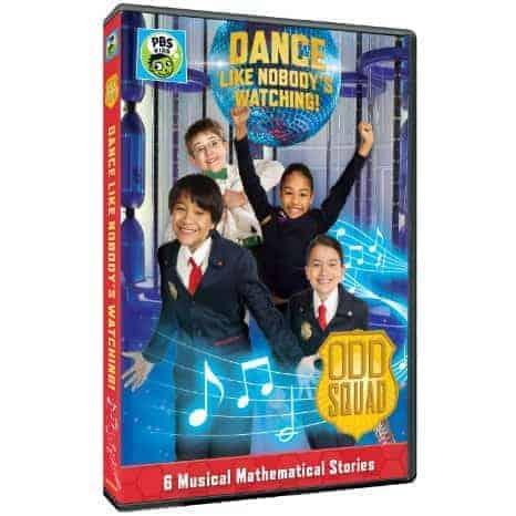 Odd Squad Dance Like Nobody's Watching