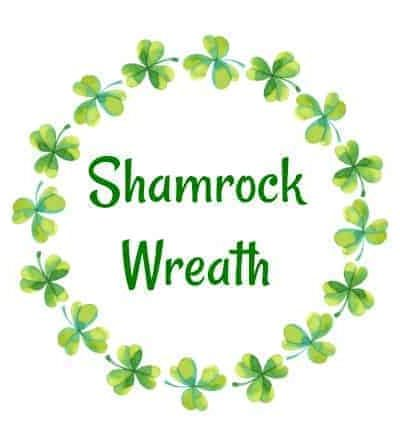 Shamrock Wreath is the perfect way to celebrate Saint Patricks Day