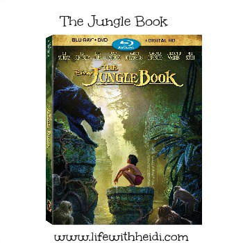 Intro to Shere Khan from The Jungle Book