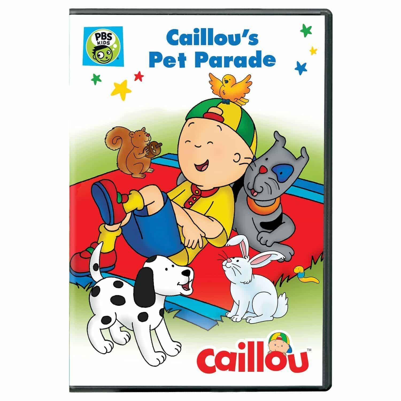Caillou's Pet Parade