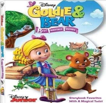 Goldie Bear Best Fairy Tale Friends