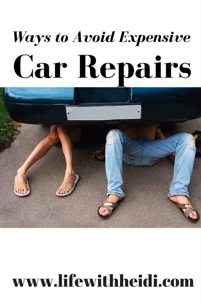 Ways to Avoid Expensive Car Repairs
