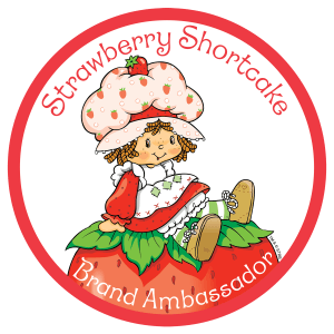 Strawberry-Shortcake-Brand Ambassador