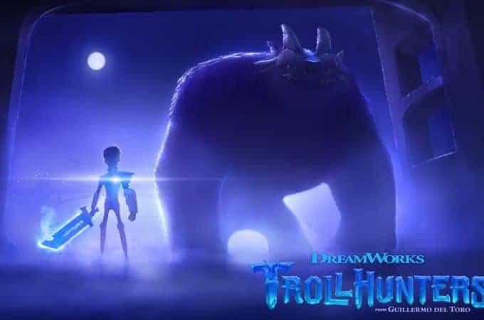 Trollhunters from DreamWorks