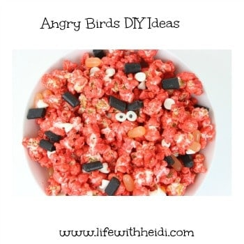 Angry Birds DIY Ideas