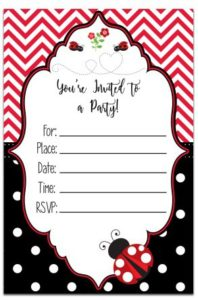 Planning the Perfect Party for kids