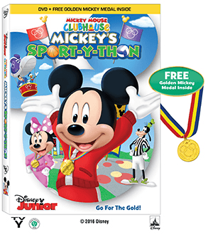 Mickey Mouse Clubhouse Mickey's Sport-y-thon