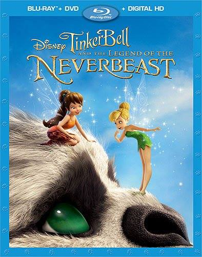 TinkerBell and the Land of the Neverbeast
