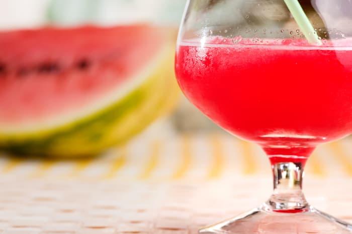 Agua Fresca de Sandia (Fresh Watermelon Drink)