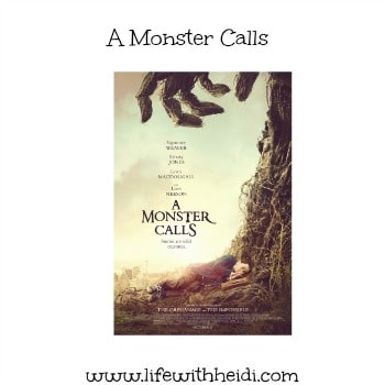 The Story Behind The Story A Monster Calls