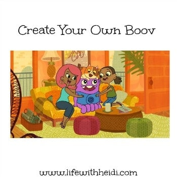 Create Your Own Boov