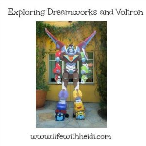 Exploring Dreamworks and Voltron