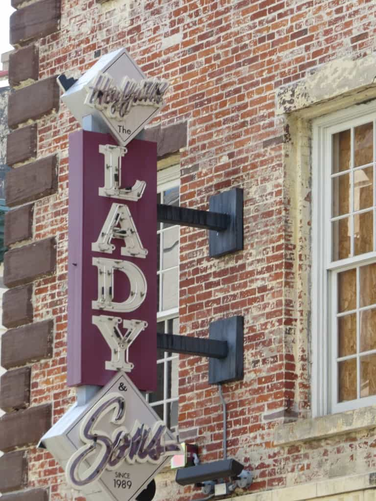 Lady and Sons Savannah Georgia
