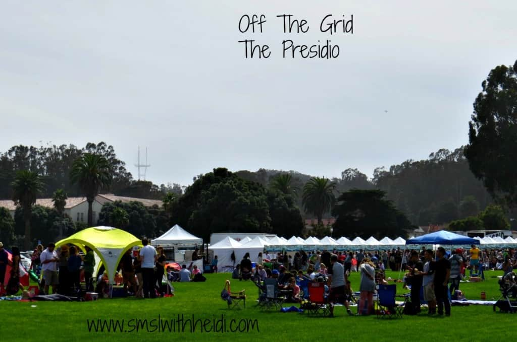 Off The Grid in San Francisco