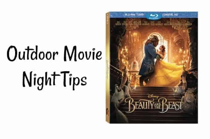 Outdoor Movie Night Tips
