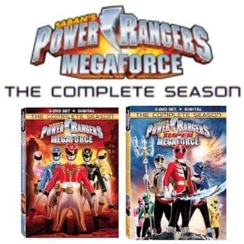 Power Rangers Megaforce: The Complete Season