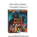 Star Wars Rebels Complete Season 2