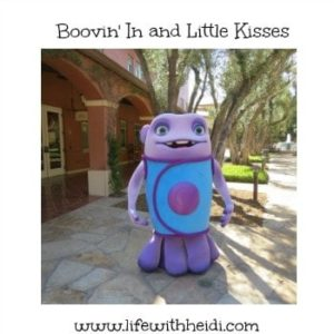 Boovin' In and Little Kisses