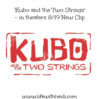 'Kubo and the Two Strings' - in theaters 8/19 New Clip